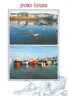 56-PORT LOUIS-N° 4392-D/0255 - Port Louis