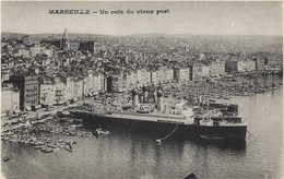 13 Marseille -  Un Coin Du Vieux Port - Old Port, Saint Victor, Le Panier