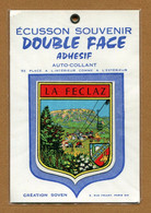 LA FECLAZ  (73)  : ECUSSON BLASON ADHESIF - Stickers