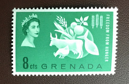 Grenada 1963 Freedom From Hunger MNH - Grenada (...-1974)