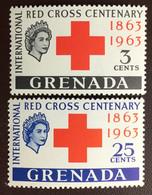Grenada 1963 Red Cross MNH - Grenada (...-1974)