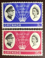 Grenada 1966 Royal Visit MNH - Grenada (...-1974)