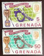 Grenada 1966 World Cup MNH - Grenada (...-1974)