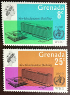 Grenada 1966 WHO HQ MNH - Grenada (...-1974)