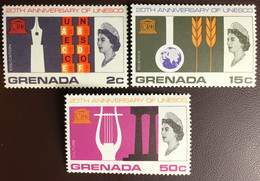 Grenada 1966 UNESCO MNH - Grenada (...-1974)