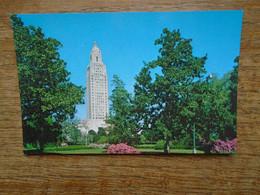 états-unis , Louisiana , Baton Rouge , Louisiana State Capitol - Baton Rouge