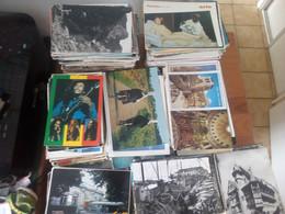 Je Débarasse : Lot De + De 1100 CPM/CPSM France Surtout, (+ Quelques Cpa), Quelques Cartes Pub Ou Grand Format - 500 Postcards Min.