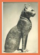 A687 / 349 EGYPTE Déesse Chatte Musée Du Louvre ( Chat ) - Sin Clasificación