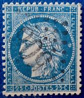 R1311/125 - CERES N°60A Bleu Foncé - GC 506 : BLOIS (Loir Et Cher) - 1871-1875 Ceres