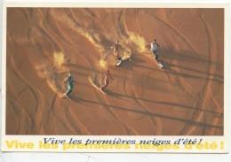 Emirats Arabes Unis Désert Abu Dhabi 1987 Monoski Sur Sable Leewa, Gérard Vandystadt Photographe P. Ricard Expo - United Arab Emirates
