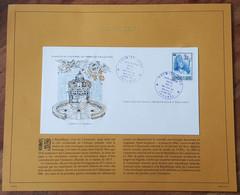 CAMEROUN - FDC 1979 - YT N°298 - Pape Jean Paul II - Sur Document - Cameroun (1960-...)