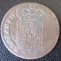 Pays-Bas Espagnols - Liard Du Brabant 1709 Namur - [ 1] …-1795 : Periodo Antico