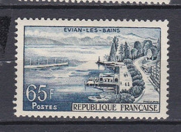 N° 1131 Série Touristique: Evian Les Bains: Beau Timbre Neuf Impeccable Sans Charnière - Ungebraucht