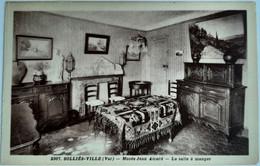 2307 - SOLLIES VILLE (Var) - Musée Jean Aicard - La Salle à Manger - Sollies Pont