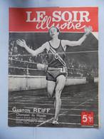 Soir Illustré N° 895 Gaston Reiff - Wagenias Stanley Falls - Gand Cité Artevelde - Yachting - Pinchon,Languereau,Rabier. - 1900 - 1949