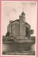 C.P. Oostkapelle = Kasteel  Duinbeek  Zij-aanzicht - Veere
