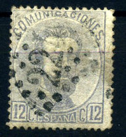 España Nº 122. Año 1872 - Gebraucht