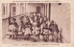 TUNIS - Notre Dame De L'Espérance  - Les Débutants à L'ouvroir-école - Túnez