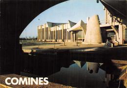 59-COMINES-N° 4417-D/0361 - Conde Sur Escaut