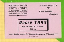 BUVARD & Blotting Paper :  Portraits Photo  Roger THYS Bollezeele - Cinéma & Theatre