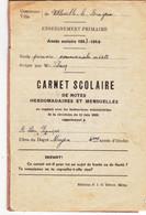 Commune De Vellereille Le Brayeux - Diploma & School Reports
