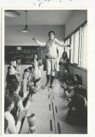 10x15  Fete Du Trone Au  Collége   Carte De L'Aventure Carto   En 1979 - Tanger