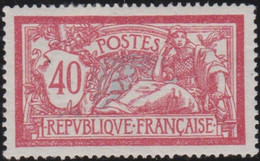France   .   Y&T   .   119   .   * .    Neuf Avec Gomme Et Charnière  .   /   .  Mint-hinged - Ongebruikt