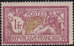 France   .   Y&T   .   121     .   *  .    Neuf Avec Gomme Et Charnière  .   /   .  Mint-hinged - Ongebruikt