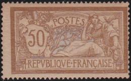 France   .   Y&T   .   120  (2 Scans)   .   * .    Neuf Avec Gomme Et Charnière  .   /   .  Mint-hinged - Ongebruikt