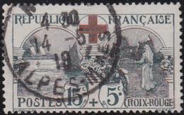France   .   Y&T   .    156 (2 Scans)     .     O   .      Oblitéré    .   /   .   Cancelled - Gebruikt