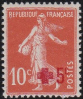 France   .   Y&T   .    146    .   *  .    Neuf Avec Gomme Et Charnière  .   /   .  Mint-hinged - Ongebruikt