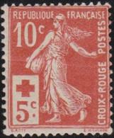 France   .   Y&T   .    147    .   *  .    Neuf Avec Gomme Et Charnière  .   /   .  Mint-hinged - Ongebruikt