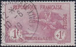 France   .   Y&T   .    154  (2 Scans)       .     O   .      Oblitéré    .   /   .   Cancelled - Gebruikt