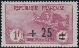 France   .   Y&T   .    168    .   *  .    Neuf Avec Gomme Et Charnière  .   /   .  Mint-hinged - Ongebruikt