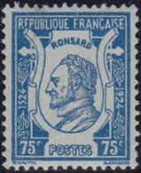 France   .   Y&T   .    209       .   *  .    Neuf Avec Gomme Et Charnière  .   /   .  Mint-hinged - Ongebruikt