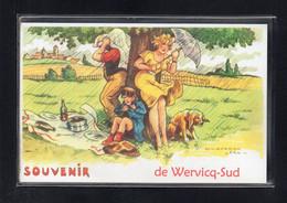 (05/08/21) 59-CPSM WERVICQ-SUD - Andere Gemeenten