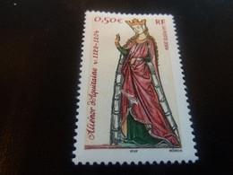 Alienor D'Aquitaine (1122-1204) Reine - 0.50 € - Multicolore - Neuf - Année 2004 - - Nuovi