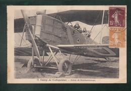 CP - 56 - Camp De Coëtquidan - Avion De Bombardement - Autres Communes
