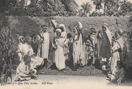 Une Fête Arabe.  Scan - Túnez