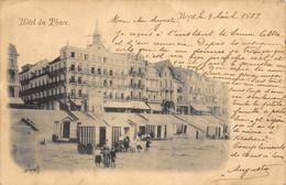 Heyst - 1899 - Hôtel Du Phare - Heist