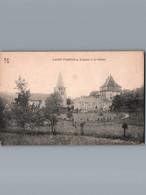 24 - Dordogne - Saint Pompon - Cpa - L'Eglise Et Le Château - Altri Comuni