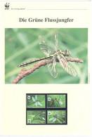 Weißrussland 2010 - WWF Die Grüne Flussjungfer - Komplettes Kapitel Postfrisch MK FDC - Unclassified