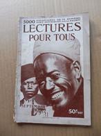 1915 LPT : Les Tirailleurs Sénégalais Au Feu; Une Duchesse Ambulancière (Sutherland) ; Le Brave Soldat Lorrain ; Etc - 1900 - 1949