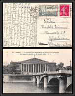 10156 PA N°8 Paris 13/11/1936 Gelsenkirchen Allemagne Germany Carte Postale Postcard France Aviation - 1927-1959 Covers & Documents