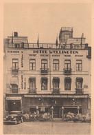 Hotel Wellington Place Roi Albert Bruges Belgium Old Postcard - Ohne Zuordnung