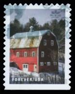 Etats-Unis / United States (Scott No.5538 - Winter Scenes) (o) P3 - Used Stamps