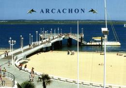 Arcachon Vue Generale Du Port 2006    CPM Ou CPSM - Arcachon