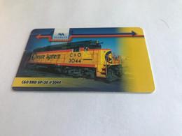 13:455 - Bulgaria  Chip Train - Bulgarie