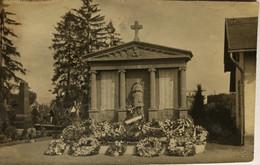 CARTE PHOTO - Guerre 1914/1918–HOMMAGE DE LA VILLE DE SELESTAT - Weltkrieg 1914-18
