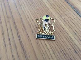"""Pin's """"CHAMROUSSE"""" (vélo, Cyclisme, Tour De France) - Radsport"""